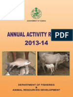 Annual Activities Report 2013 14