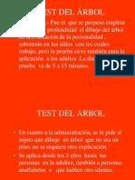 8. Test Del Árbol