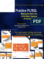 Best Practice PLSQL One Hour
