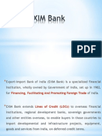 Role EXIM Bank