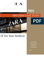 zara case study solution