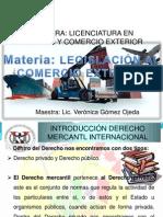 Derecho Mercantin Internacional-Derecho Laboran Internacional