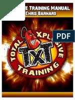 Total Explosive - Chris Bernard