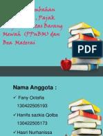 PPN & PPnBM ,Bea Materai