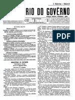 Licenças Para Uso e Porte de Arma 1925