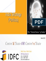 The United States of India Strategy Politics Mar12