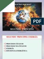 Termo 3. Segundo Principio. Exergia (1)