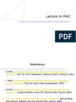 MAC Lecture