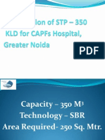 Construction of STP – 350 KLD for CPMF - Part 1