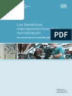 DIN - Knut Et Al - Los Beneficios Macroeconómicos de La Normalización