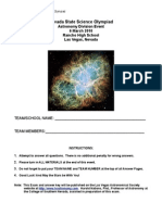 Astronomy Questions With Answers