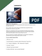 Cara Membagi Bandwidth