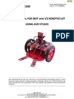 User Manual IBOT Mini V3