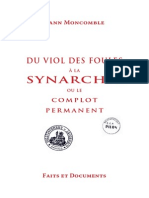 Du Viol Des Foules à La Synarchie Ou Le Complot Permanent