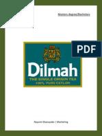 Dilmah Marketing