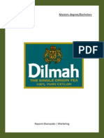 Dilmah Marketing