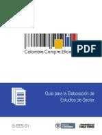 Guía Para La Elaboración de Estudios de Sector
