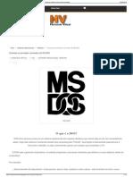 Conheça Os Principais Comandos Do MS DOS Horizonte Virtual