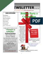 ALOC Newsletter December 2009