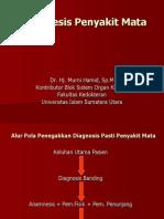 Powerpoint Anamnesis Mata