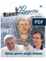 """F. Frezza - Ha sposato na cattaróna! - Rievocazione del """"Solco di S. Isidoro"""" - Loggetta n. 99 (apr.-giu. 2014)"""