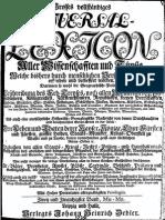 Zedler 1739, Bd. 22, Mysterium