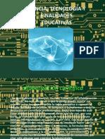 Ciencia, Tecnología y Finalidades Expo