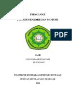 Proses Sensori Dan Motorik