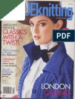 VOUGE Knitting International Fall 2010