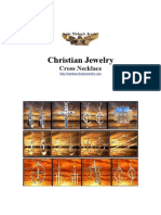 Christian Jewelry - Cross Necklace