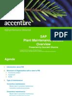 01 SAP PM Accenture Overview