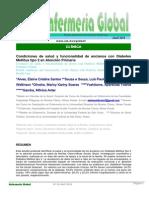 Condiciones de Salud y Funcionalidad de Ancianos Con Diabetes Mellitus Tipo 2 en Atención Primaria
