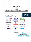 Airways reservation system dfd class computer programming airline reservation system vb mis ccuart Choice Image