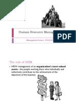 07 Human Resource Management