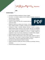 Requisitos Vehículo Servidor Público