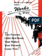 It Works , The Famous Little Red Book That Makes Your Dreams Come True - RHJ