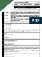 PM ALUMÍNIO - PS 4-2009 - MÉDICO PLANTONISTA