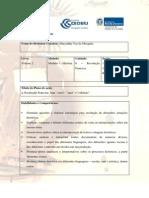 Plano de Ação Unidade 6 - Alessandra Vaz de Mesquita