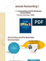 Chapter 1- Financial Accounting I - P