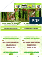 3 Planting invitation as part of national heroes day