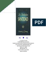 La Verdadera Santidad - CH. G. Finney