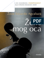 Zene Mog Oca - Jose Eduardo Agualusa