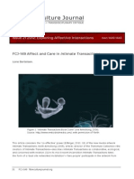 FCJ-149Lone Bertelsen Affect and Care in Intimate Transactions