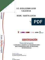 Presentación PROYECTO TIC