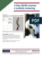Scoliosis Case Study