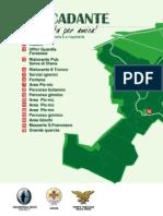 Mappa Foresta Mercadante