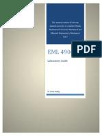 EML4906L Lab Guide