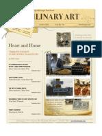 Culinary Art - Issue Ten