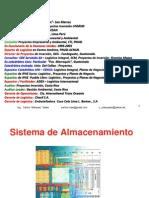 UNI - PG PEEA Actual Sistema de Almacenamiento (169diap,Sin Logo, Blanco,25Jun2014) - CMS