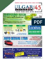Jornal Divulgar Classificados - Ano IV - Edição 45